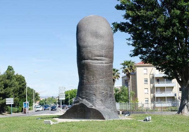 Pouce de César - Marseille Bonneveine