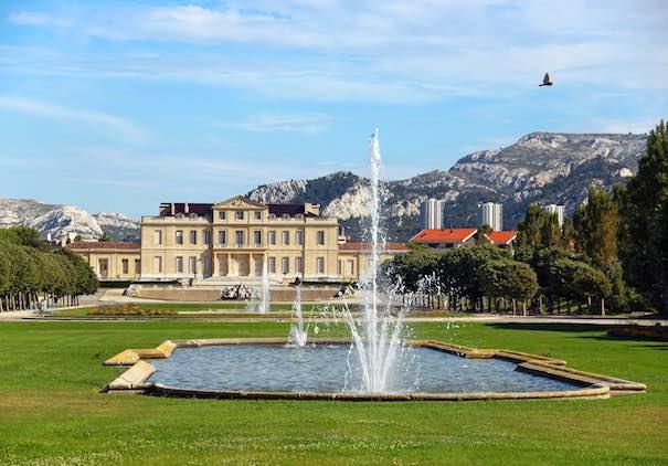 Villa Borély - A proximité du Parc Borély © karnizz - Fotolia.com