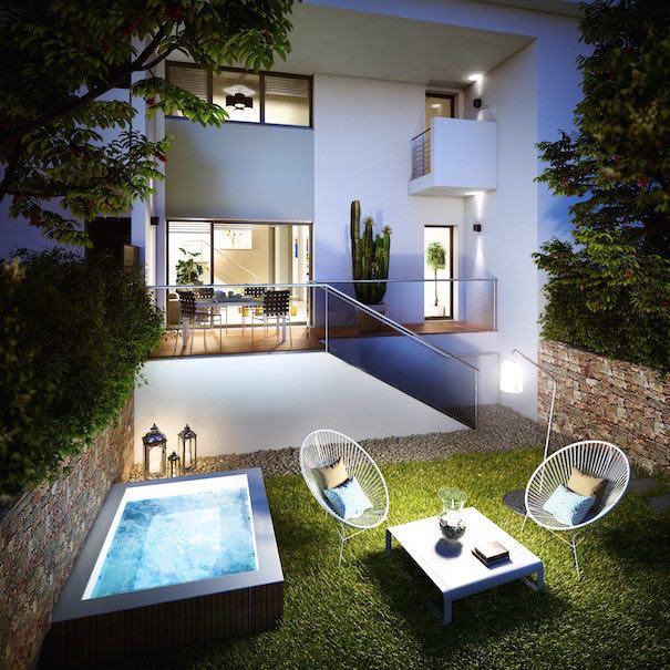 Villa Borély - Programme immobilier neuf marseille 8e - Duplex - Sifer