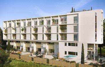 Villa Borély - Programme immobilier neuf marseille 8e - Sifer