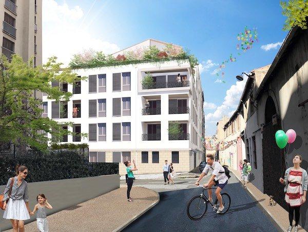SIFER Immobilier remporte l'appel à projets lancé par Foncière Logement pour de nouveaux logements collectifs dans le secteur Euroméditerranée