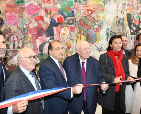 Inauguration de la résidence ALLURE 8e dans le quartier de Bonneveine à Marseille (13008)