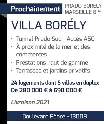 Villa Borély - prochainement en travaux 13008